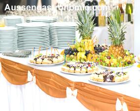 Gastronomie Buffetische Aussengastronomie Com