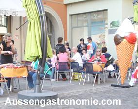 Gastronomie dekoration aufsteller - Gastronomie dekoration ...