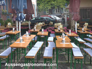 gastronomie biergarten. Black Bedroom Furniture Sets. Home Design Ideas
