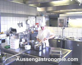 Gastronomie Küchenmöbel - Aussengastronomie.com