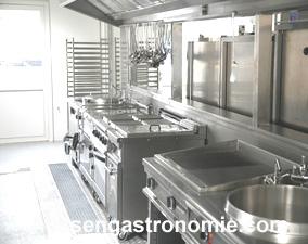 Gastro küchen planer